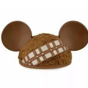 NWT Disney Ear Hat - Star Wars Chewbacca